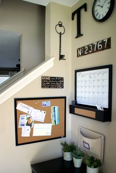 Information Station - perfect again for our front entry way... Maybe :-)
