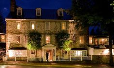 Red Fox Inn, Middleburg, Va. #stayinloudouncounty