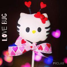 Lady Bug Hello Kitty ❤️
