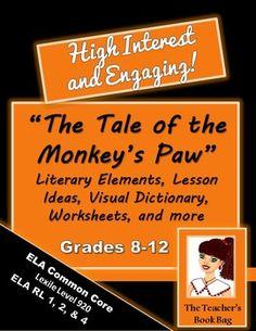 essay monkey paw
