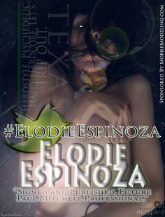 #ElodieEspinoza Twitter Campaign Coming Soon! @ElodieDreaming Sponsored By MobileModeling.com.