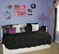 pinterest teens bedrooms for girls | Purple in Paris | teen girl bedroom ideas Teen Bedrooms, Girls Bedrooms, Diy Crafts Home, Teen Girl Bedrooms, Bedrooms Decor, Girls Rooms, Bedrooms Ideas, Teen Girls, Bedroom Ideas