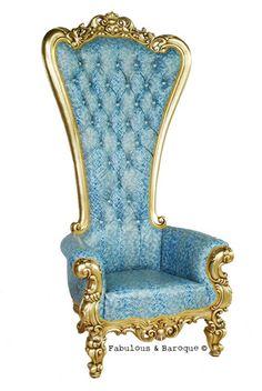 Absolom Roche Chair French Ornate Modern Baroque & Rococo Furniture www.fabulousandbaroque.com