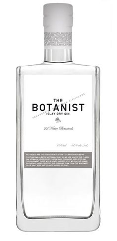 "Here's two. I don't see ""copycat"" do you @Christian Strobl)Kriegner Group. The Botanist gin #packaging PD"