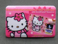 CREDIT CARD HELLO KITTY | Hello Kitty Credit Card Size MP3 Player 2GB 11 | eBay