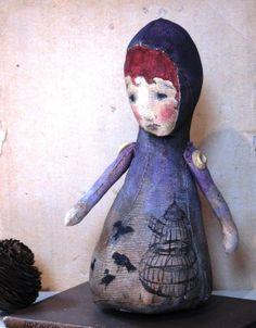 sculpture textile art by Gillian Lee Smith