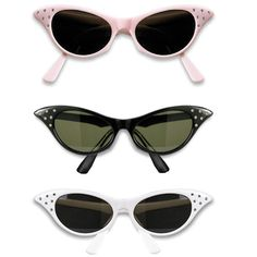 1950's sunglasses - Theeeeere back!