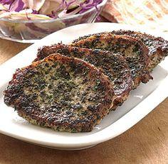 Delicious low carb pork