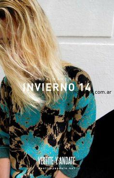 VESTITE Y ANDATE coleccion otoño invierno 2014