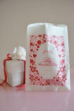 Valentine goodie bag