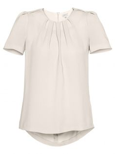 Almost bought this... T. Babaton Florence Shell Blouse at Aritzia