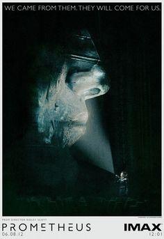Prometheus IMAX Poster - Prometheus Gallery