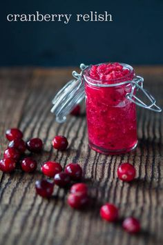 The Salty Tomato   Tropical Cranberry Relish – A Flexitarian Thanksgiving Part 2   http://the-salty-tomato.com
