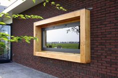 Gevel hout