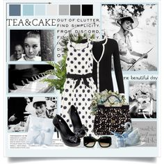 AUDREY HEPBURN:5/5/2012, created by notelover on Polyvore