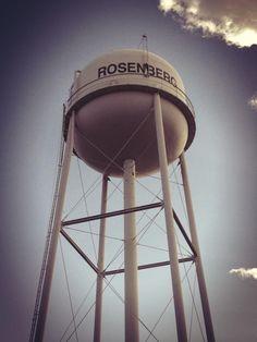 Rosenberg, TX. 2012