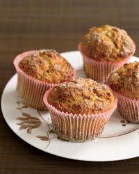 Spiced Yogurt Muffins 126 calories