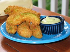 """""""Breakers' Avacado Fries""""  @Pam Ferguson made these and they are to die for... we first had them at the Breakers years ago."""