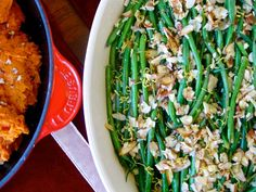 These Lemon Green Beans with Garlic and Almonds are a staple in our house because they are super easy, scrumptious, are alkaline, and loaded with nutrients. I even love them cold.