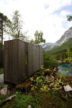 Minimalist Architecture and Mesmerizing Views: Juvet Landscape Hotel