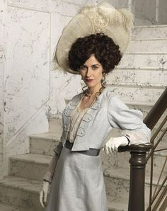 """Lady Mae from """"Mr Selfridge""""....she's awesome and never fails to make me smile!  My favorite character in the show."""