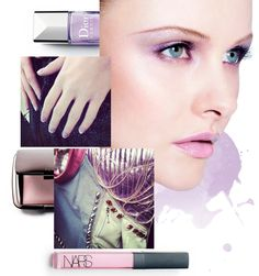 This season, holographic finishes transform pastel lilac into the new neutral. The result: Beauty with a modern halo effect. Read more on the Glossy! #Sephora #COLORVISION #LucidLilac #SephoraSweeps