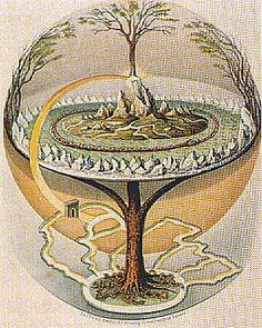 World tree - Wikipedia, the free encyclopedia
