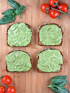 This is NOT your typical avocado toast