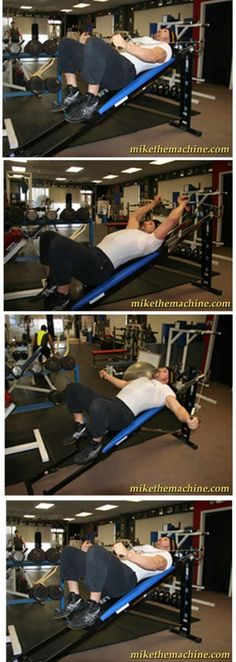 Total Gym Exercises