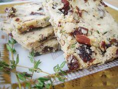 Raisin Pecan & Thyme Tea Biscuits