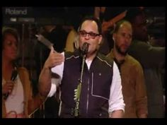 Israel houghton & New Breed - DVD Jesus At The Center - COMPLETO