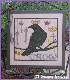 Crows - Cross Stitch Patterns & Kits (Page 2) - 123Stitch.com