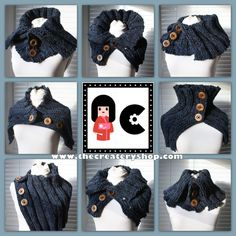 The Createry Shop: Cowl