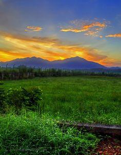Sunrise at Langkawi, Malaysia