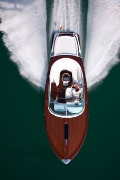 Own a boat and jetski.