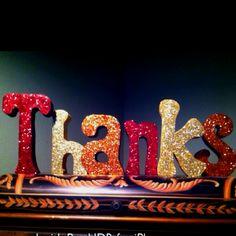 Thanksgiving crafts!