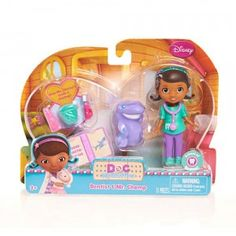 Doc McStuffins Dentist & Mr. Chomp from Just Play
