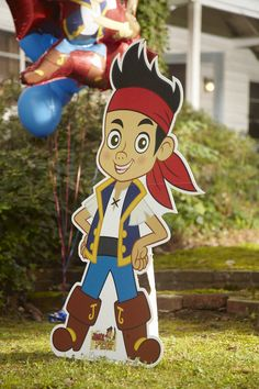 Disney Jake and the Never Land Pirates Party Packs #Kids #Party #BirthdayExpress