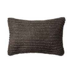 Nate Berkus™ Chunky Knit Decorative Pillow Quick Information