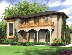 Mascord House Plan 2379 - The Isabella