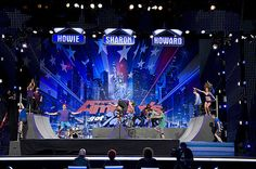 All Wheel Sports at the #AGT Auditions Los Angeles Orpheum Theater / America's Got Talent