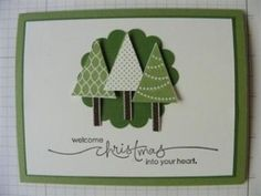 stampin up | Christmas Cards by falpal