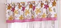 COCALO Baby : Nursery Collections : In the Woods Window Valance