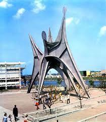 sculptures, montreal, alexander calder, metal sculptur, alexand calder, art, expo 67, alexandr calder, design