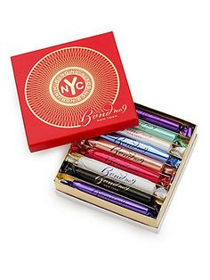 Bond No 9 @ Saks NYC  mini bonbon #packaging PD