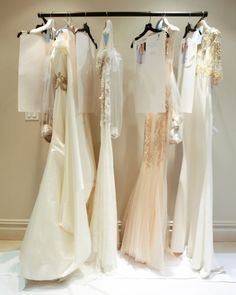 Behind the design: find out what inspired bridal designers' latest collections!