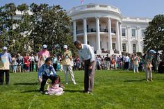 Check out a quintessential White House tradition: the annual Easter Egg Roll.