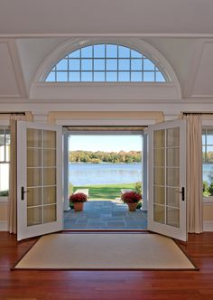 lake houses, back doors, window, door design, beach houses, the view, lakes, front doors, dream houses