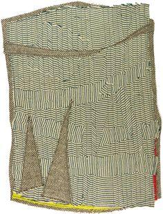 small quilt - Karen Anne Glick #GISSLER #interiordesign