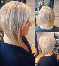 Watch 21 Eye-catching A-line Bob Hairstyles video